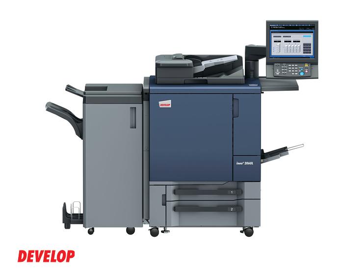 דיבלופ, מכונות הדפסה לדפוס דיגיטלי, מכונות הדפסה תעשייתיות ש
