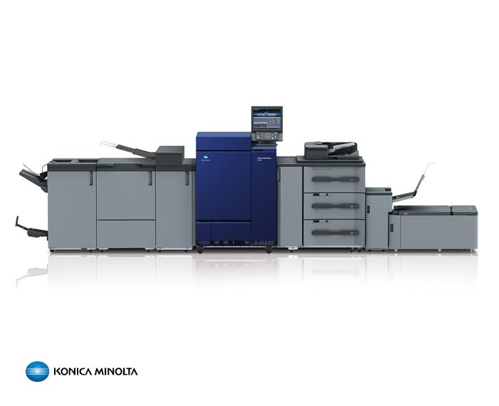 קוניקה, מכונות הדפסה לדפוס דיגיטלי, מכונות הדפסה תעשייתיות ש