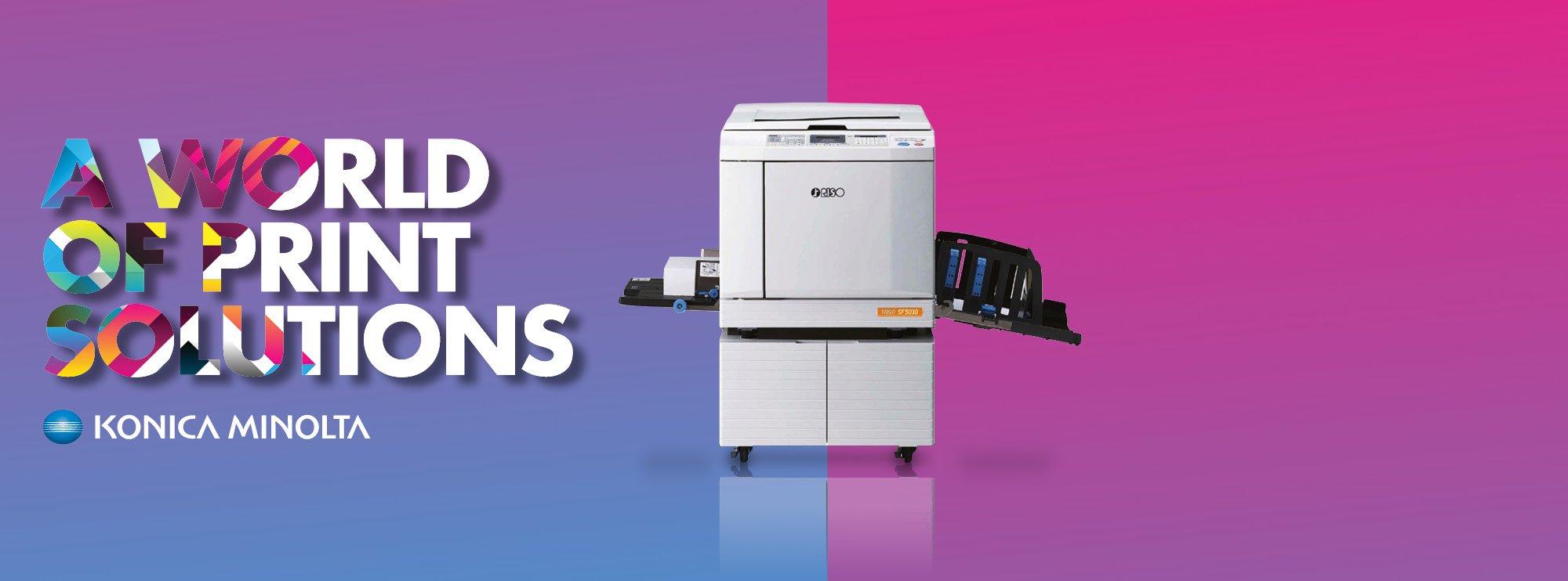 ריסו, מדפסות לייזר צבע, מדפסות לייזר צבעוניות, מדפסות לייזר לעסק, מדפסות לייזר למשרד