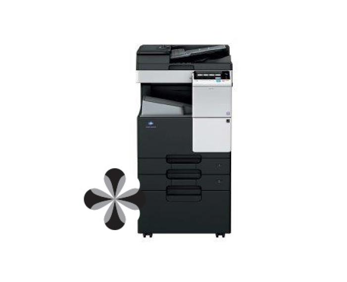 14 48 Banners Printers 01, מכונות צילום, מכונות צילום משולבות, קוניקה מינולטה ישראל