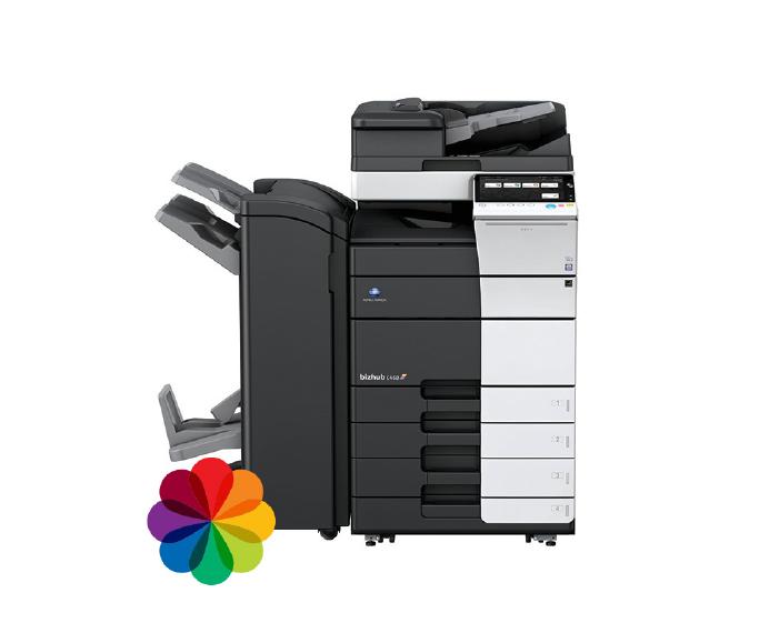 14 48 Banners Printers 02, מכונות צילום, קוניקה מינולטה, מכונות צילום משולבות, מדפסת קוניקה מינולטה