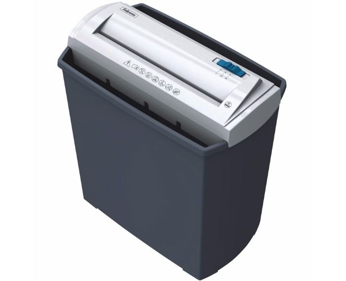 שונות מגרסת נייר משרדית אישית Fellowes 21CS, מיכון משרדי, מגרסת פתיתים LV-46