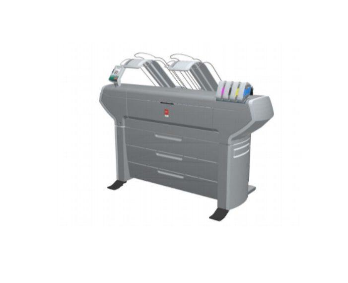 בלתי רגיל פלוטר צבע Océ ColorWave 600, מכונות הדפסה משולבות צבע, מכונות PZ-23