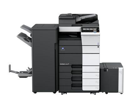 bizhub C458 studio picture RU 513 FS 537SD PC 215 LU 302 Front RGB, מכונות צילום, מכונות צילום משולבות, מדפסות לייזר למשרד, מדפסות לקסמרק