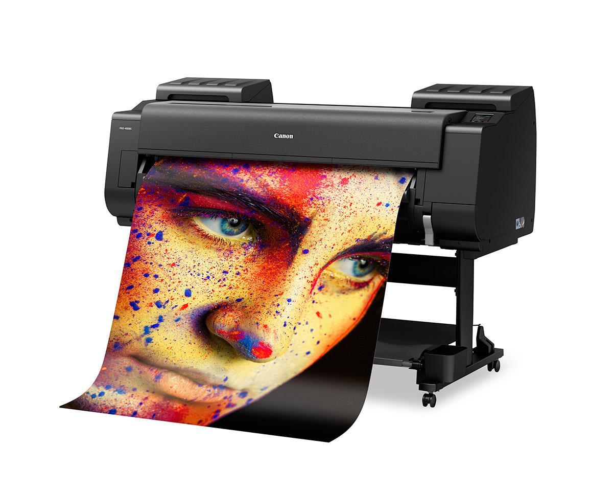 imageprograf iPF PRO 4000s, פורמט רחב – פלוטרים, פלוטרים, מדפסות פורמט רחב- פלוטרים, פורמט רחב גרפי
