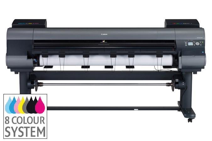 imageprograf ipf9400 large format printer front d 1