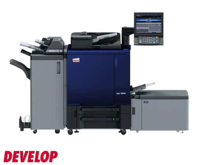ineo 3070L, מכונות הדפסה משולבות צבע, מכונות הדפסה תעשייתיות צבע, דפוס דיגיטלי, מכונות דפוס דיגיטלי