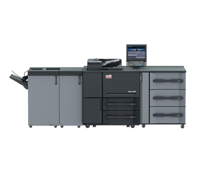ineo 6136 studio picture 14 PF 709 RU 510 OT 510, מכונות הדפסה תעשייתיות ש
