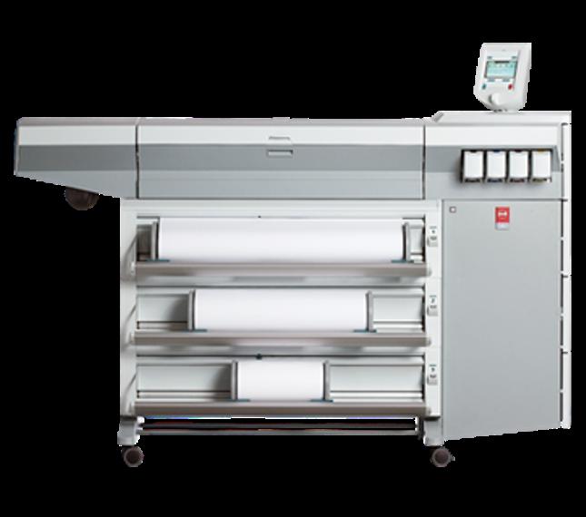 סופר פלוטר צבע Océ TCS500P, מכונות הדפסה משולבות צבע, מכונות הדפסה UT-14